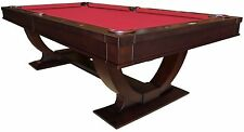 NEW 8ft Contemporary Pool Table w/ DINING TOP, (DELIVERY & INSTALL INCLUDED)!