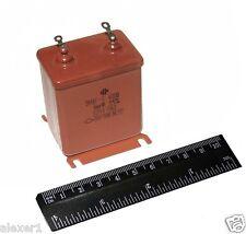 4x  4uF 400V 5% OMBG-3 / MBGO-2  USSR  PIO Capacitors