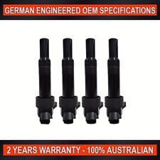 4 x Brand New Ignition Coil for Hyundai Elantra i30 i40 & Kia Soul Cerato IGC398