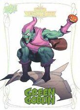2016 Upper Deck Marvel Gems Exquisite Card 23 Green Goblin 98/99 MINT! RARE!