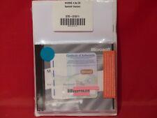 Microsoft Works 4.5 Spanich version CD / license NEUF Produit original Microsoft