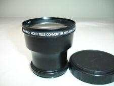 Kenko Video Tele Converter AUX Lens KUT-300Hi 3.0x. Japan, 52mm size thread