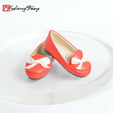 "Red Sherry Fashion Shoes Pumps for Tonner 10"" 2014 New Patsy body Doll 1-6ds8"