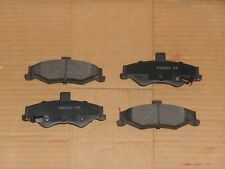 Camaro Firebird 1998-02 Rear Semi Metallic Brake Pads Kemparts MD750 Made in USA