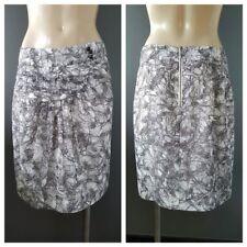 Jacqui-E Printed Skirt Size 8