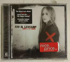 Avril Lavinge Under My Skin CD Europa 2004 incluye poster