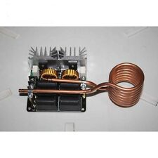 12V-48V ZVS low voltage induction heating machine high frequency