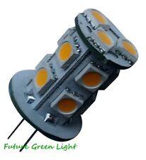 G4 13 SMD LED 12V (12-18V AC / 10-30V DC) 2.5W 160LM WARM WHITE BULB ~25W