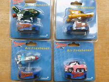 BRAND NEW THUNDERBIRDS AIR FRESHENER IDEAL FOR CAR AND HOME CHOICE OF 4