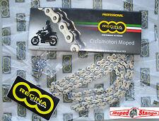 Simson Rollenkette Kette Antrieb S50 Schwalbe Tuning Racing Regina Chain gold