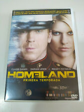 Homeland First Season 1 Complete - 5 X DVD Spanish English - 3T