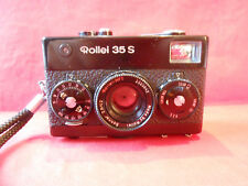 Fotokamera Rollei 35 S Objektiv Made bi Rollei Sonnar 2,8/40 Rollei-HFT