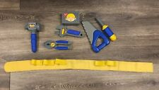 Bob the Builder Talking Tool Belt 2005 Hit Learning Curve Tools Wrench Pliers