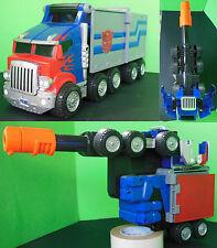 Transformer Camion Optimus Prime Nerf Gun Pistola blaster Ufficiale Hasbro 2006