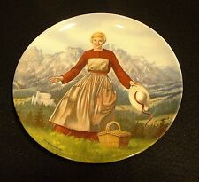 "Edwin M. Knowles Plate ""The Sound of Music""  First Plate in Series MIB"