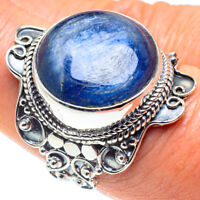 Kyanite 925 Sterling Silver Ring Size 8.75 Ana Co Jewelry R57974F