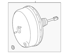 Genuine Mercedes-Benz Booster Assembly 906-431-00-27