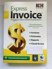 NCH Express Invoice Plus Invoicing Software Manage invoices PC MAC NEW!