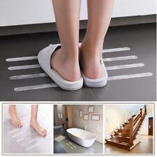 15Pc Bath Tub Shower Stickers Anti Slip Grip Strips Non-Slip Safety Floor Treads
