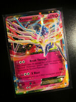 NM Pokemon XERNEAS EX Card BLACK STAR PROMO Set XY07 Ultra Rare Legend of Kalos