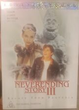 NEVERENDING STORY 3 III ESCAPE FROM FANTASIA OOP RARE DVD DELETED CULT KIDS R4