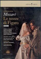 The Royal Opera Mozart Le nozze di Figaro DVD NEW Opus Arte