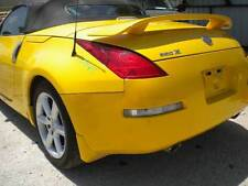 PRE-PAINTED  CUSTOM WING fits NISSAN 350Z 2003-2008 CUSTOM STYLE SPOILER