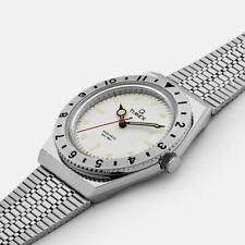 Q Timex HODINKEE Limited Edition New and Sealed Collectible Quartz Watch Steel