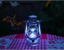15 LED Hurricane Lantern With Dimmer Switch Camping Tent Light Fishing Lamp New