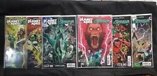 Lot: Planet Of The Apes/ Green Lantern (2017) All 6 Of 6, Entire Set