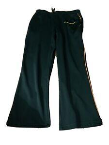 New Oregon Ducks Emerald Green Polyester Sweatpants In Size XXL