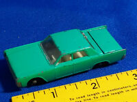 VINTAGE 1970 MATCHBOX LESNEY LINCOLN CONTINENTAL No. 31 SUPERFAST MINT GREEN