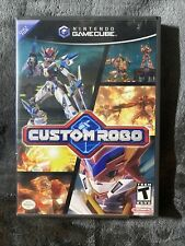 Custom Robo GameCube Nintendo NGC CIB Authentic Tested Complete Excellent Cond