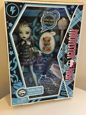 NEW HTF Monster High Doll First Wave Release FRANKIE Stein Barbie Doll