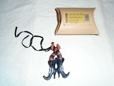 Longaberger Halloween Wicked Witch Basket Tie On Boots-New