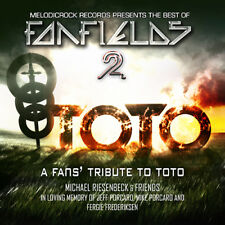 Michael Riesenbeck & Friends - The Best Of Fanfields 2 (Tribute To Toto) CD