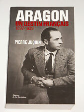Louis ARAGON 1897-1982 Elsa Triolet Parti communiste Lénine Marx Engels Staline