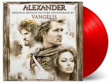 Alexander - Original Soundtrack By Vangellis RED VINYL LP MOVATM195