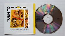 TURN TO POP - Various Artsists      1993 CD ALBUM