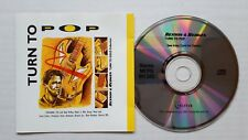 TURN TO POP - Various Artsists      1993 CD ALBUM