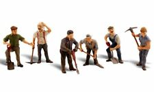 Road Crew - O Scale Figures Woodland Scenics A2761