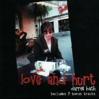 DARRELL BATH - LOVE AND HURT  CD NEW