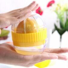 Manual Lemon Squeezer Citrus Fruit Juicer Food Kitchen Mini Lime Press Juice LG