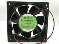 1PC SERVO 12038 CNDC24Z7C-042 DC24V 0.37A 9W 12CM VACON inverter cooling fan