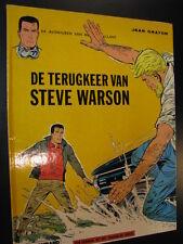 Michel Vaillant, de Terugkeer van Steve Warson, door Jean Graton Album 2e hands