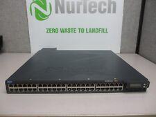Juniper Ex3200-48P 48-Port Gigabit PoE Switch