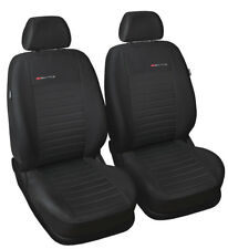 Front car seat covers elegance fit Ford Fiesta