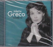 "CD 11T JULIETTE GRECO ""LA BELLE VIE"" 2004 NEUF SCELLE"