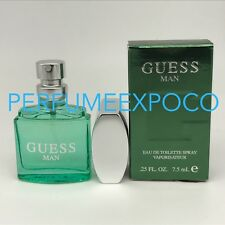GUESS MAN (Green) BY GUESS Cologne for Men 0.25 oz / 7.5 ml SPRAY (BA08