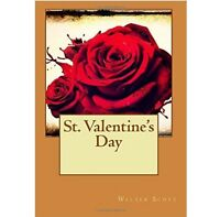 NEW!! St. Valentine's Day by Walter Scott paperback 2016 FREE UK DELIVERY!!